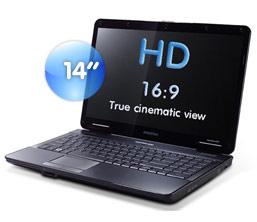 Spec Notebook Acer Emachines D725